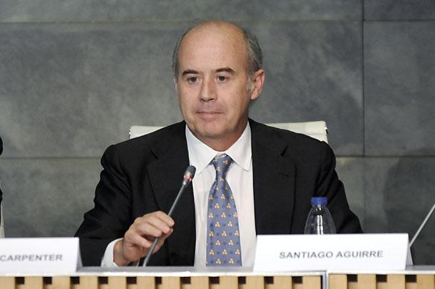 santiago aguirre, presidente de aguirre newman