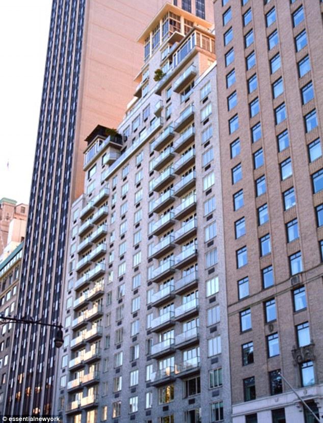 Casas de famosos la cantante lady gaga alquila un tico en nueva york por d lares al mes - Casas en nueva york ...
