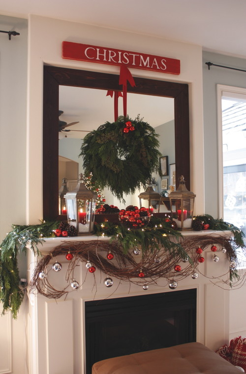 Ideas Para Decorar La Casa En Navidad Fotos Idealista News