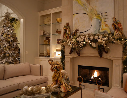 Ideas para decorar la casa en navidad (fotos) — idealista/news