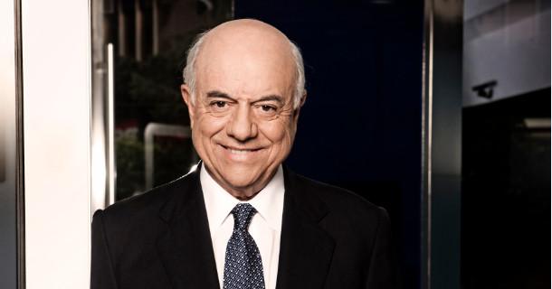 francisco gonzález, presidente de bbva