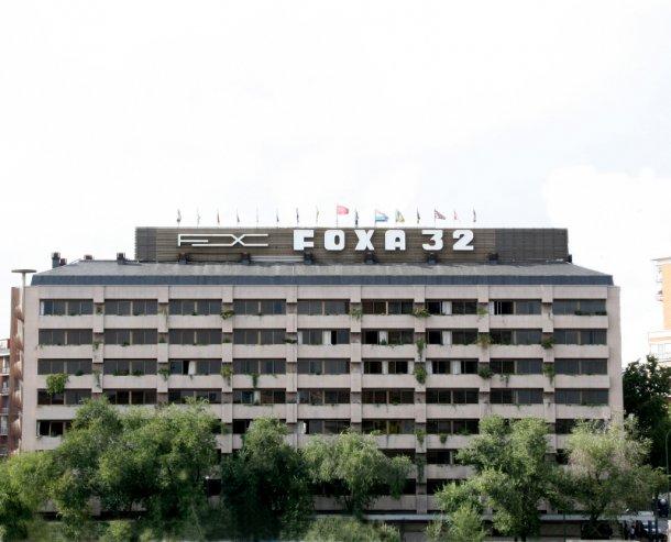 hotel foxa 32 en madrid