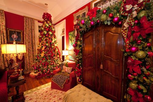 Ideas para decorar la casa en navidad fotos idealista news for Living room channel 10 codeword