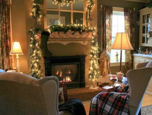 Ideas para decorar la casa en navidad fotos idealista news - Decorar la casa de navidad ...