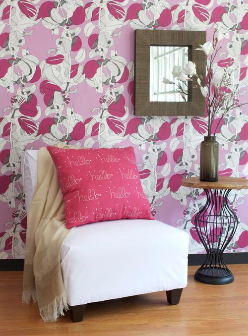 Ideas para decorar de forma original las habitaciones con - Papel para decorar habitaciones ...