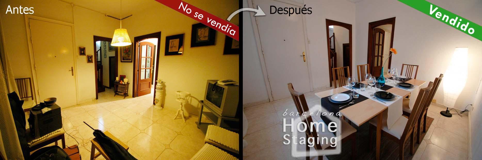 Modernizar y despersonalizar las claves para vender - Decorar piso antiguo ...