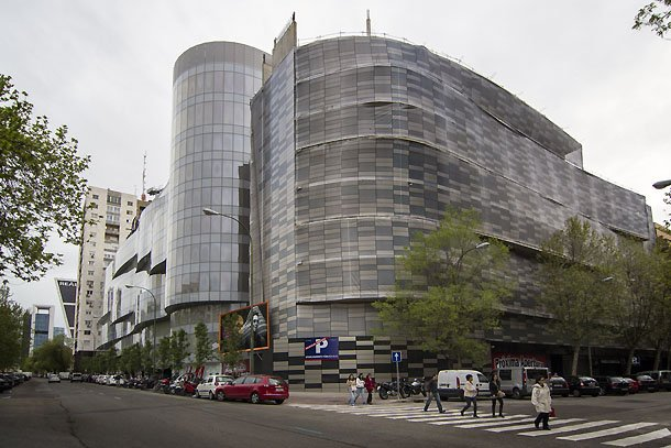 complejo castella 200 en madrid