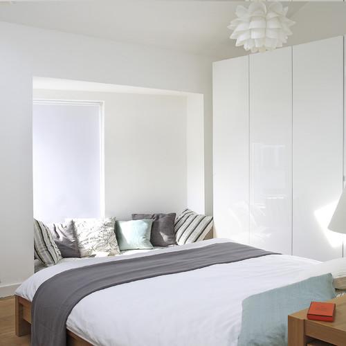 Ideas de decoración: 10 formas de conseguir más espacio donde ...