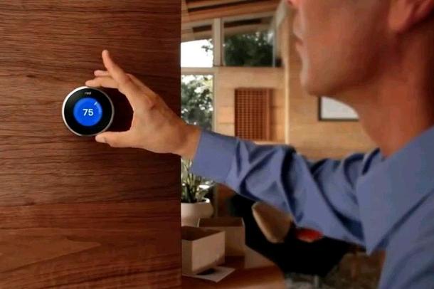 los termostatos nest son capaces de adivinar los gustos del usuario y permiten un gran ahorro energético. foto: nest labs