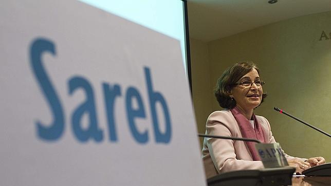 belen romana, presidenta de la sociedad de gestión de activos procedentes de la reestructuración bancaria, sareb
