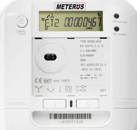 contador inteligente (foto: evb energy)