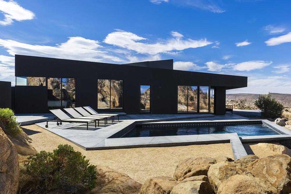 Casas de ensueño: un refrescante oasis de lujo en medio del desierto ...
