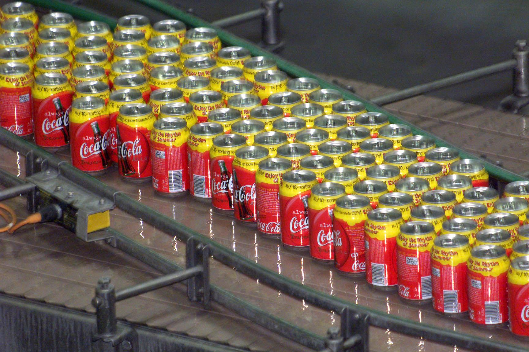 coca-cola, en el ojo de huracán