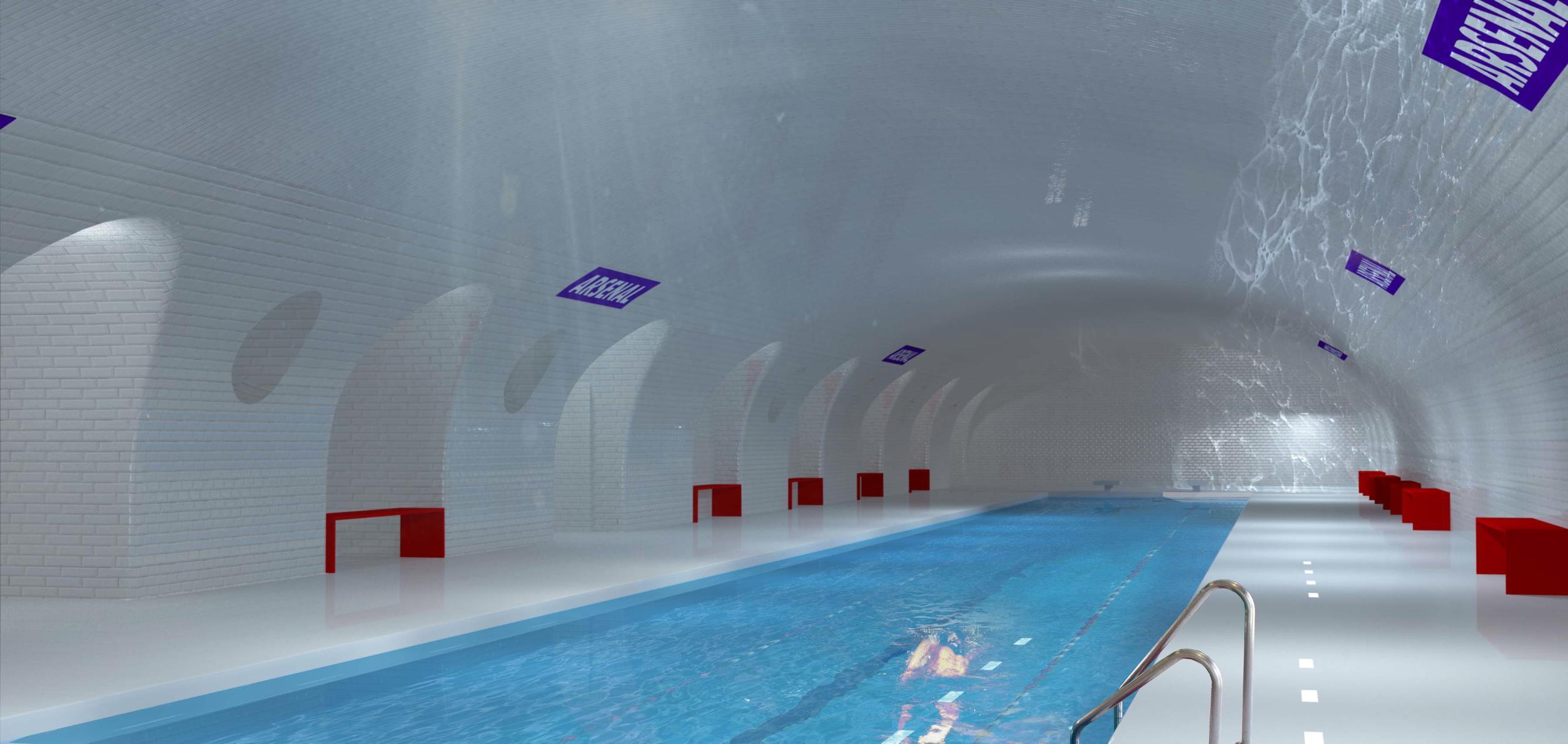 Piscina subterránea, teatro o discoteca: planes para resucitar las estaciones 'fantasma' del metro de parís