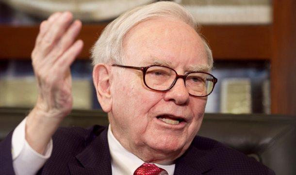 warren buffett, presidente de berkshire hathaway y cuarto hombre más rico del planeta