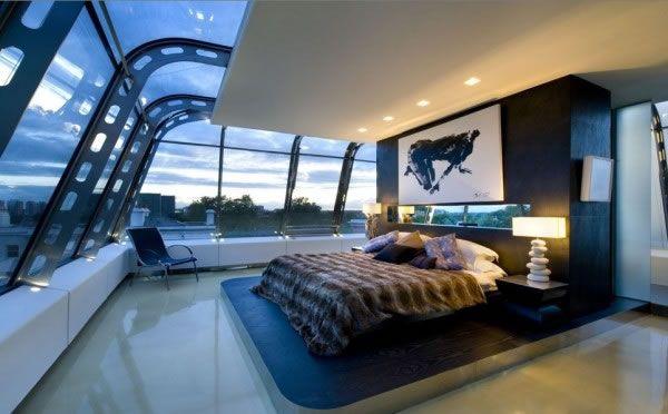 20 Dormitorios En Los Que No Querras Salir De La Cama Fotos - Habitaciones-de-ensueo