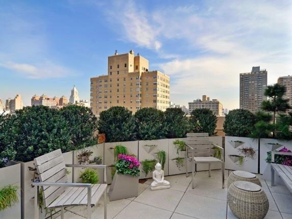 apartamento de keith richards en nueva york