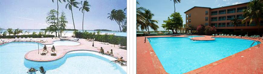 Las imágenes que muestran los hoteles… y lo que realmente se encuentran los turistas (fotos)