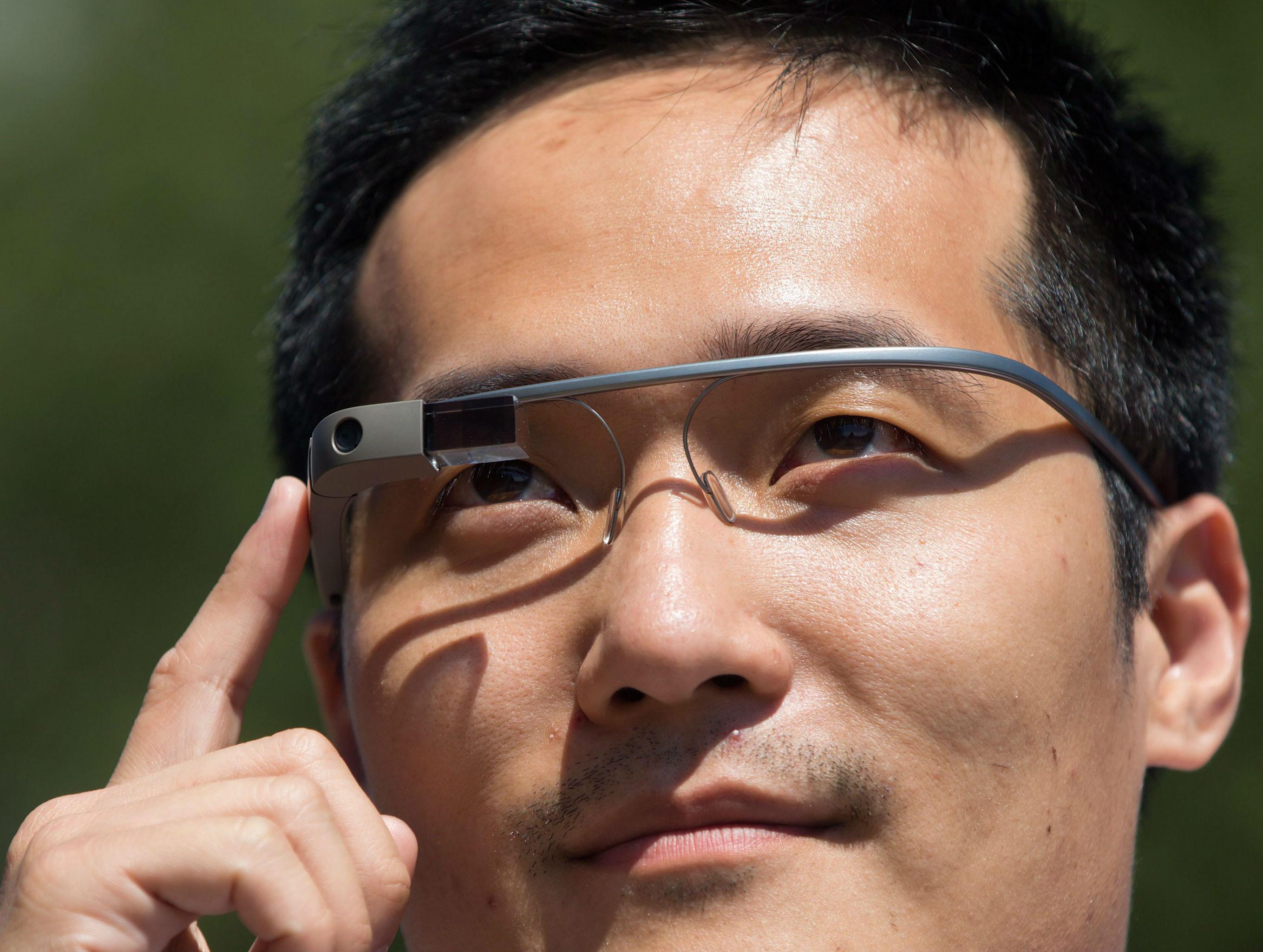 """las 'google glass', un dispositivo clave en el """"internet de las cosas"""""""
