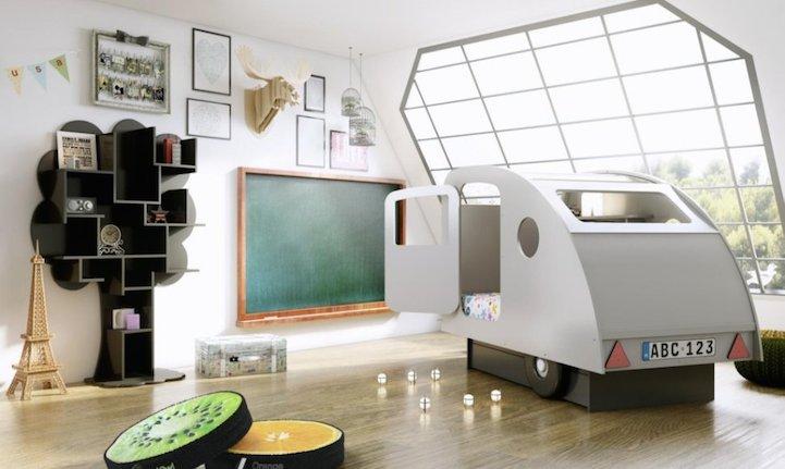 ideas de decoración de habitaciones infantiles