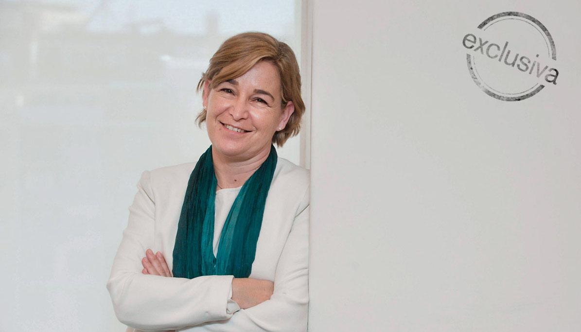 """belén romana, presidenta de sareb:""""en 2014 queremos vender 30 inmuebles diarios"""""""