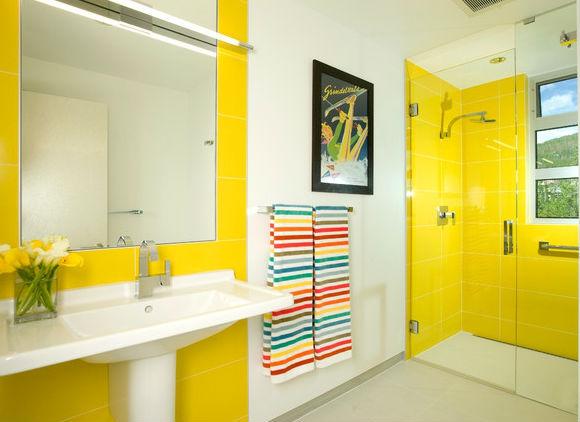 Ideas de decoraci n amarillo la apuesta segura para - Ideas para apuestas ...