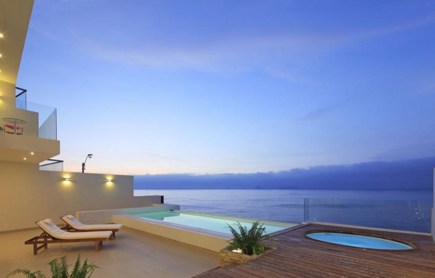Un hotel flotante de 5 estrellas para recorrer el amazonas - Mansiones de ensueno ...