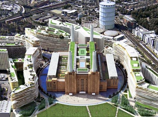 Frank gehry construir 700 apartamentos de lujo en londres - Apartamentos de lujo en londres ...