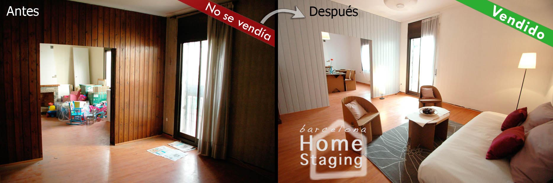 Matthieu bouchon barcelona home staging idealista news - Barcelona home staging ...