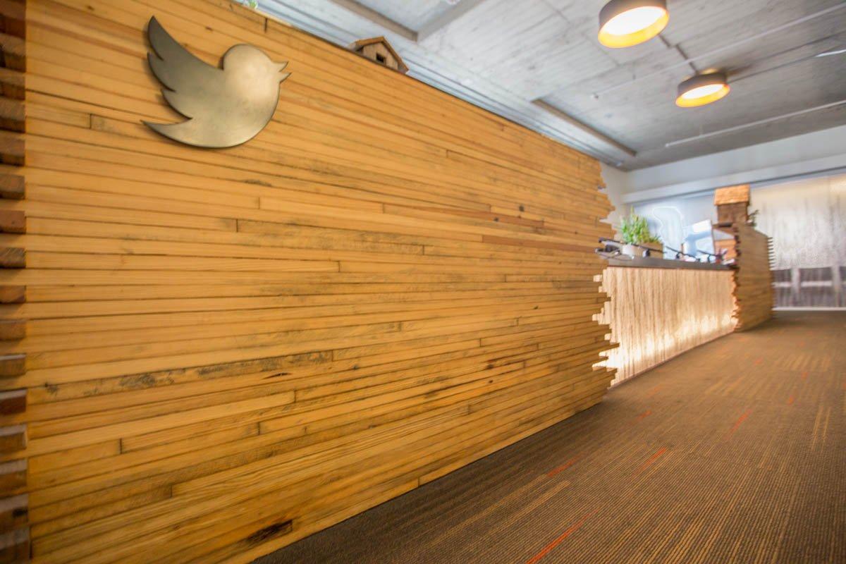 El 'pajarito' estrena nido: así son las nuevas oficinas de twitter en san Francisco (fotos)