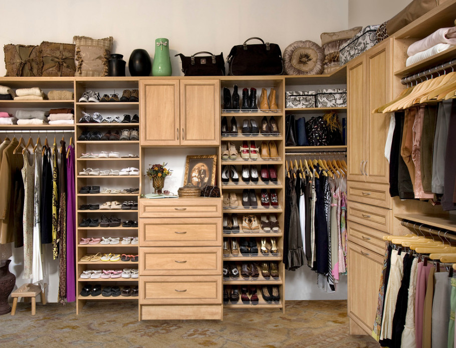 Ideas para dise ar un vestidor fotos idealista news - Disenar un armario empotrado ...