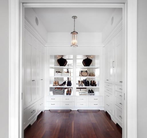 Ideas para diseñar un vestidor (fotos)
