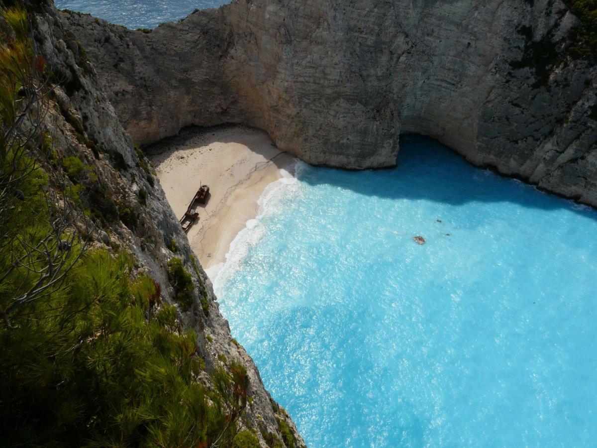 Las playas más populares del mundo, según los usuarios de pinterest (fotos)
