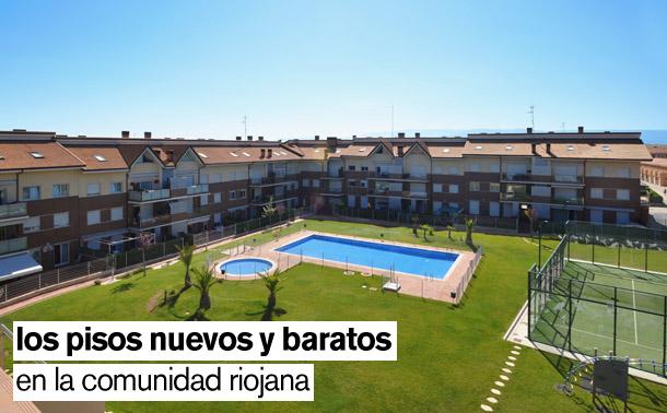 Los 17 pisos nuevos m s baratos de la rioja idealista news for Pisos nuevos en caceres
