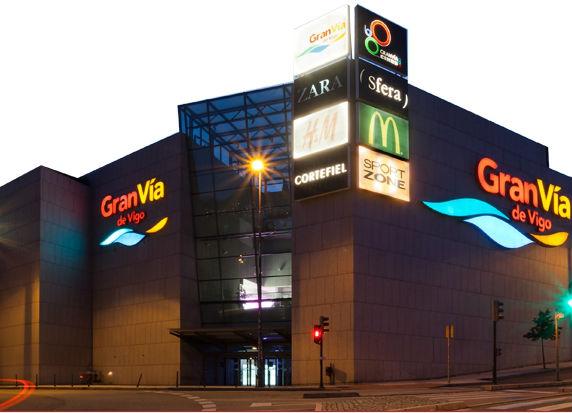 fuente: centro comercial gran vía de vigo