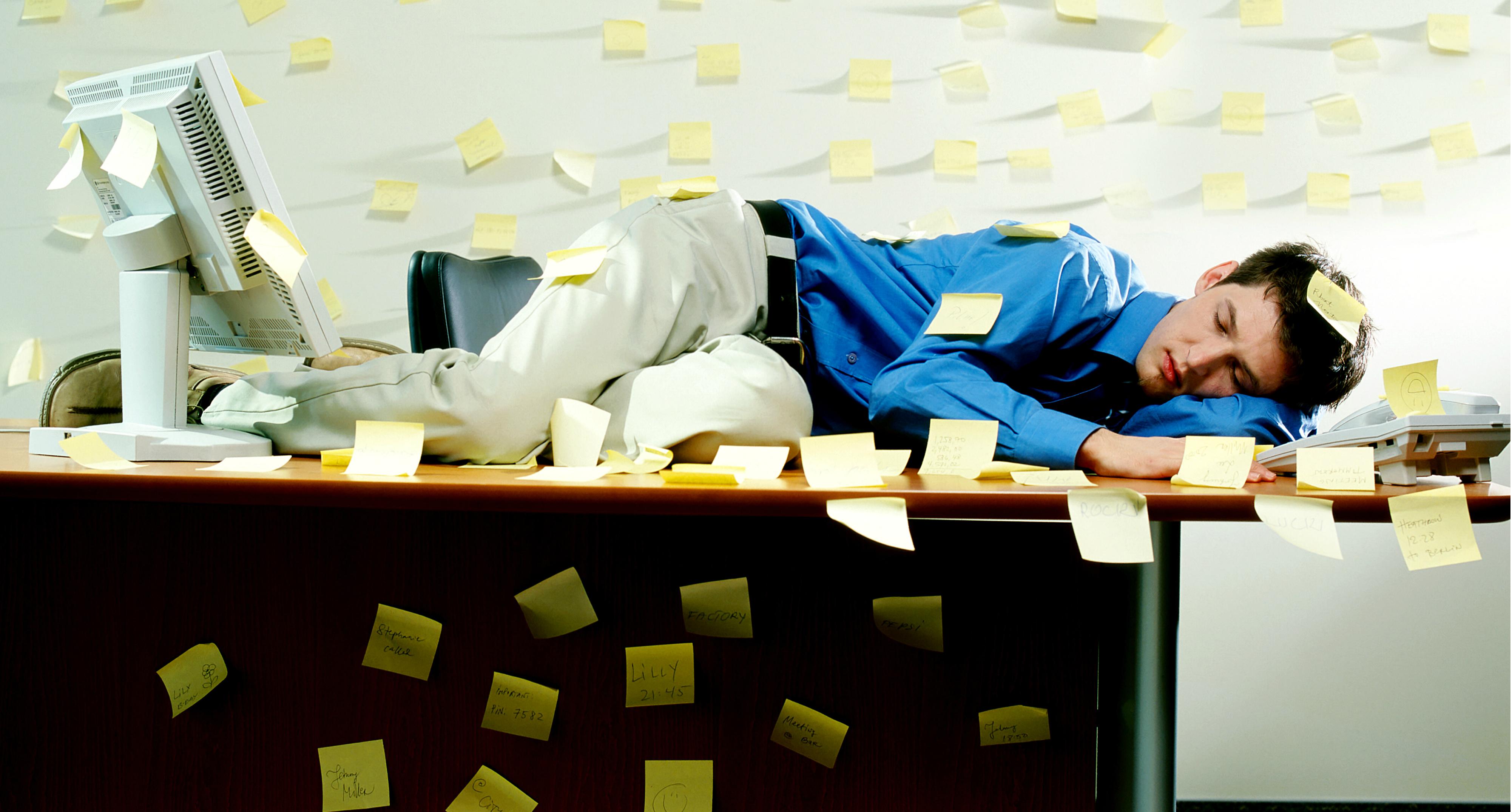 ¿Eres adicto al trabajo? Compruébalo en 4 pasos
