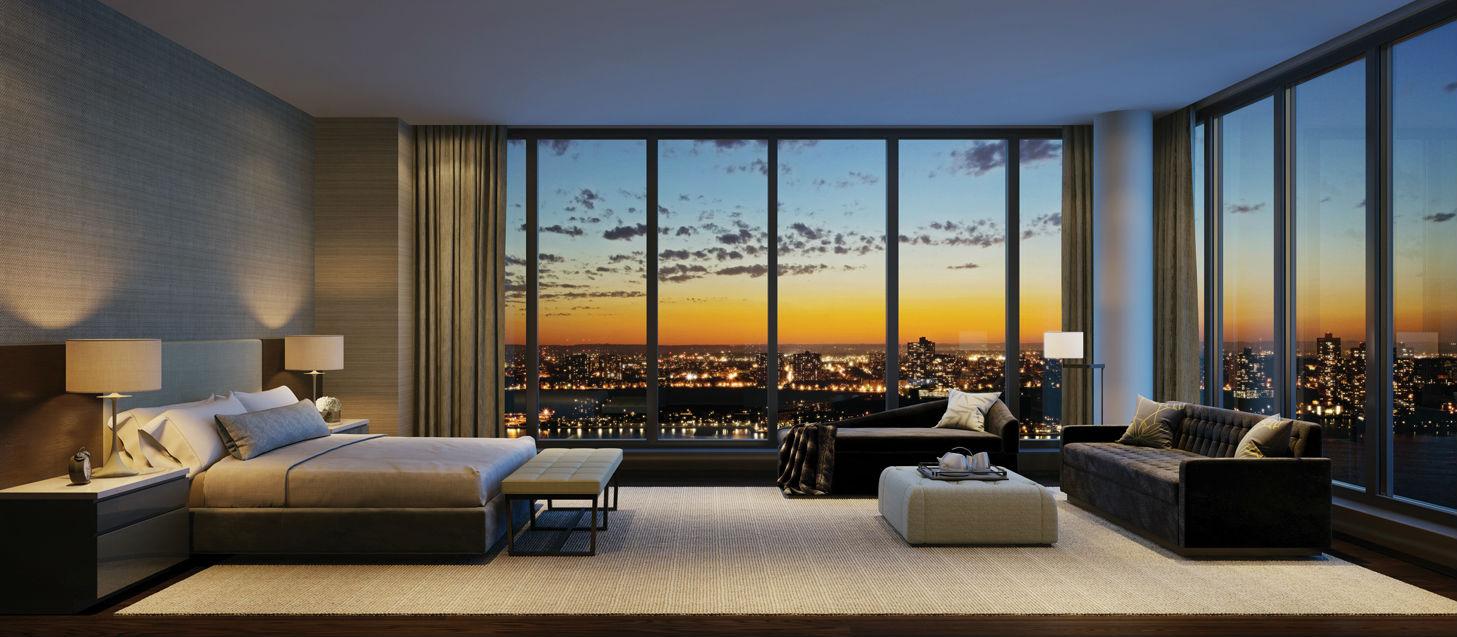 nueva york da luz verde a la construcci n de un edificio de apartamentos de lujo con puerta. Black Bedroom Furniture Sets. Home Design Ideas