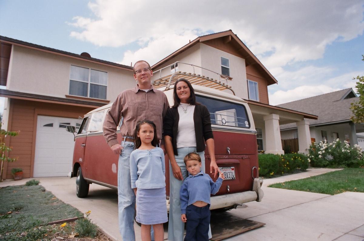 La 'generación perdida' de la burbuja inmobiliaria no son los jóvenes sino las personas entre 35 y 54 años