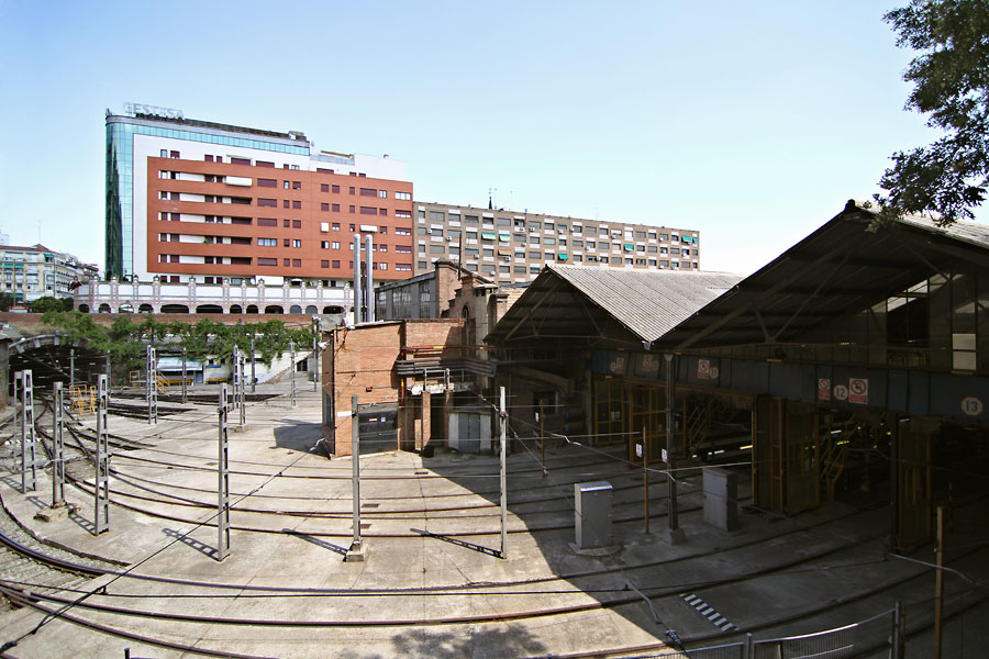 Metro de madrid idealista news for Alquiler piso cuatro caminos