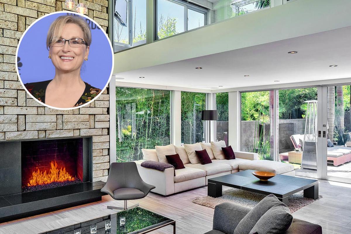 ¿El peor 'papel' de Meryl Streep? Vende por menos de 5 millones un chalet valorado en 7 millones