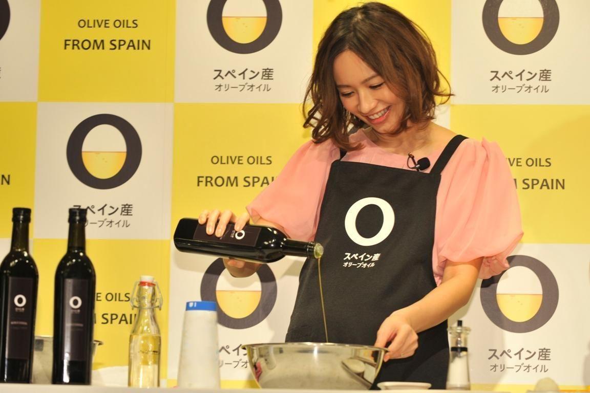 campaña de promoción de aceite de oliva en tokio (fuente: aceites de oliva de españa)