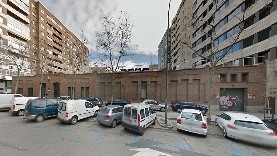 Telef nica subastar cinco edificios singulares en los que - Hm calle orense ...