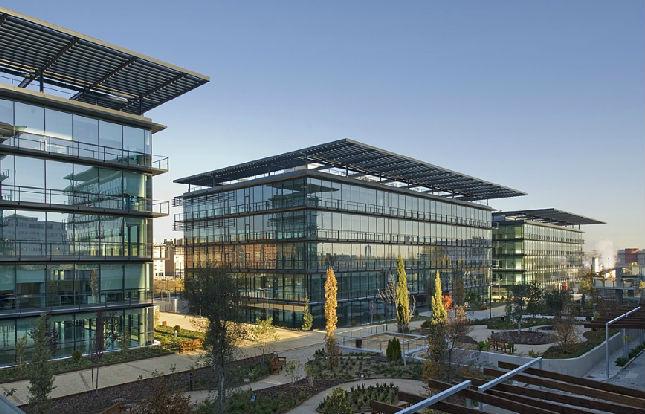edificios de oficinas de metrovacesa