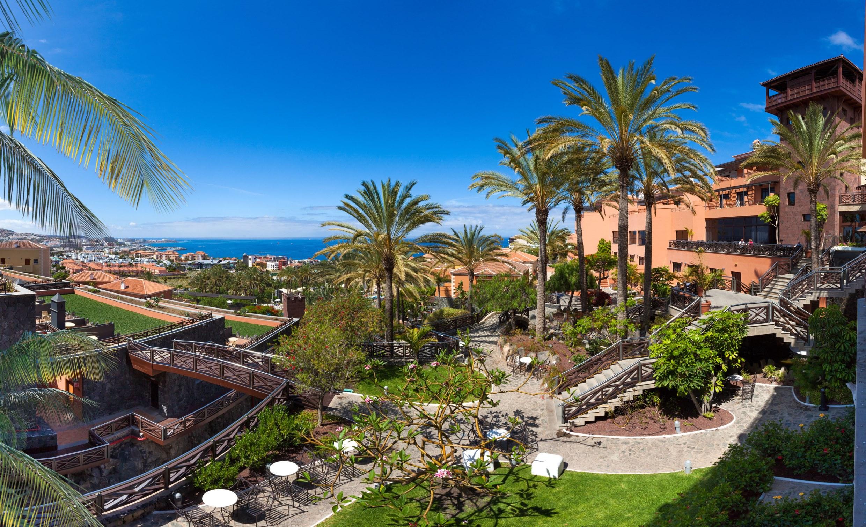 Hispania vuelve a cazar compra un hotel meli en tenerife for Melia jardines del teide tenerife