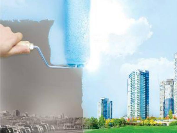 Una pintura que se come la contaminación y purifica el aire