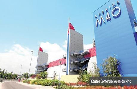 centro comercial 'Avenida M40' en Madrid