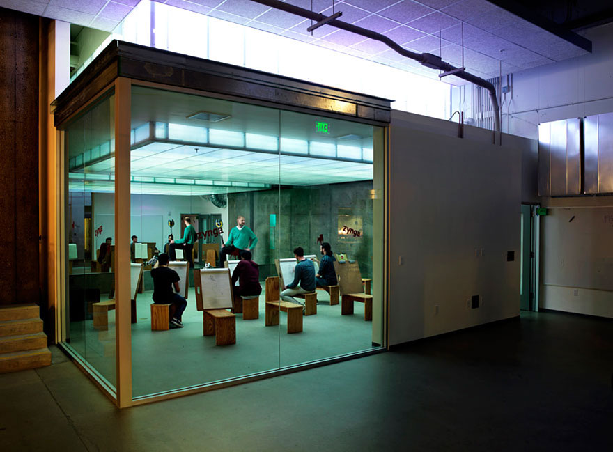 Las 12 oficinas m s espectaculares del mundo y la primera for Idealista oficinas madrid