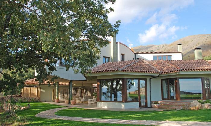 Hoteles con encanto un alojamiento de infarto a 800 m de for Hoteles en avila con piscina