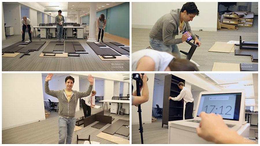 La prueba definitiva de que es imposible montar un mueble for Instrucciones muebles ikea