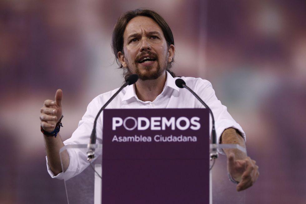 Puntos clave del escenario económico que propone 'Podemos'